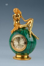 Часы «Купальщица»